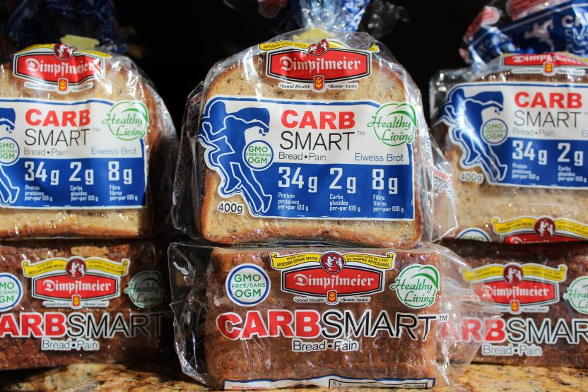 Carb Smart™ Bread